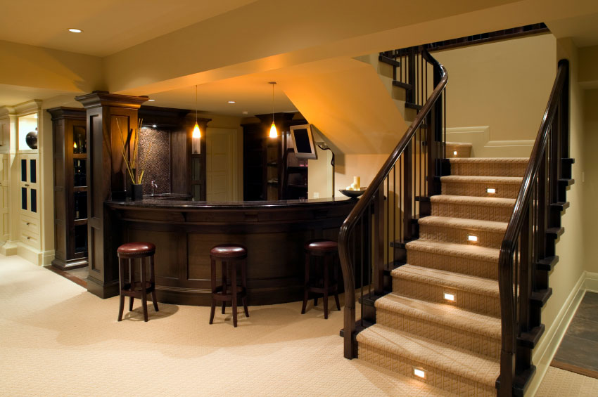 Bespoke Basement Remodeling- Set Hearts Racing